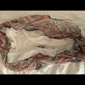 Aeropostale Aztec scarf